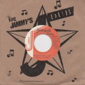 Chuck Turner - Ah No Me She Love / version (Jammy's / Dub Store) JPN 7""